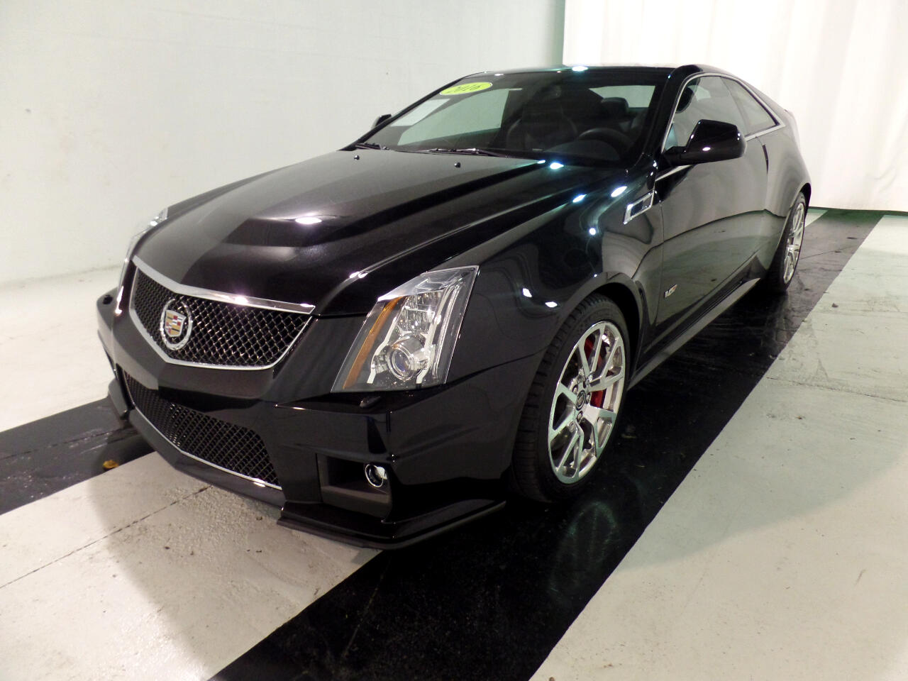 2015 Cadillac CTS-V Coupe 2dr Cpe