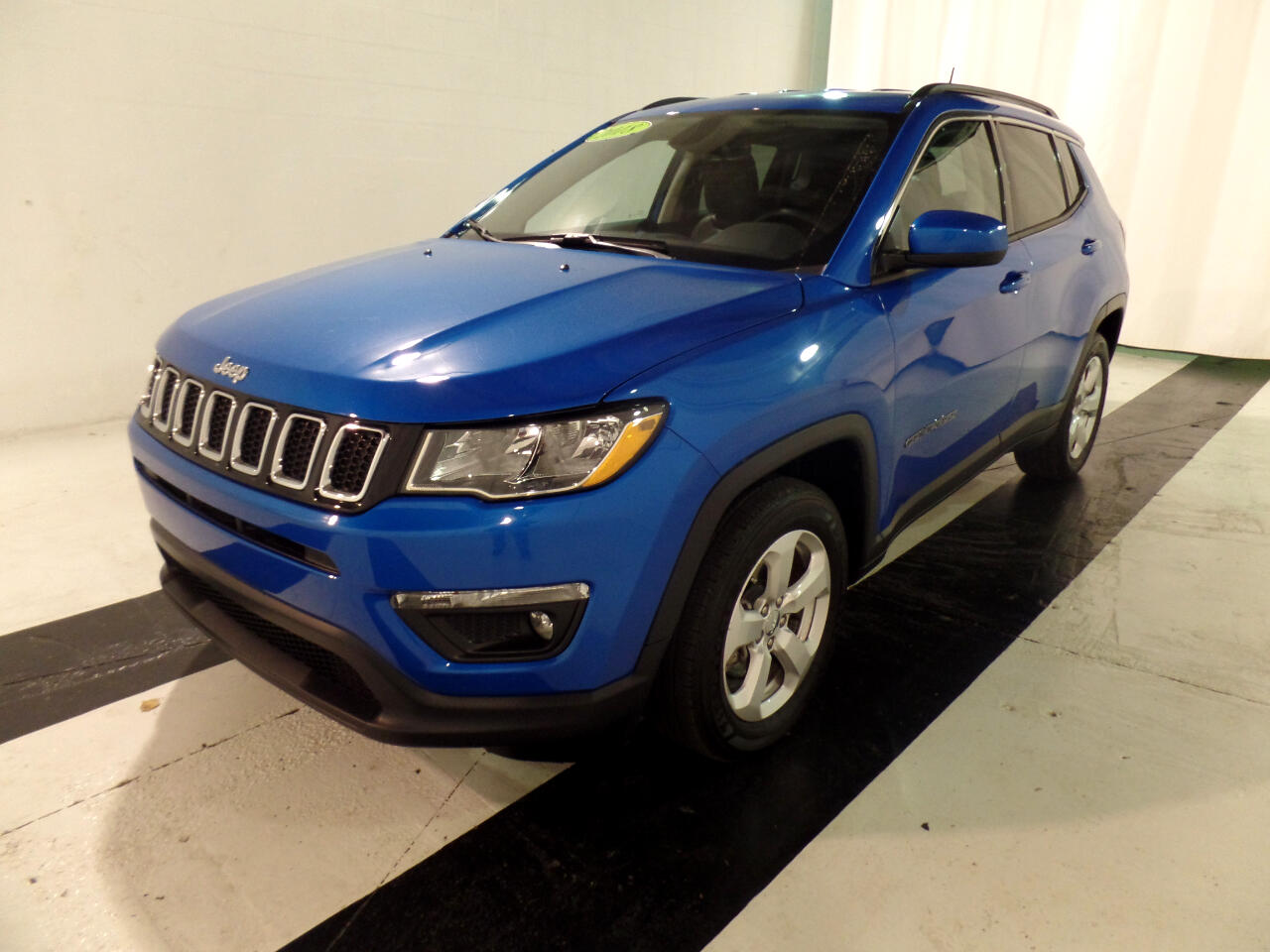 Jeep Compass Latitude FWD 2018