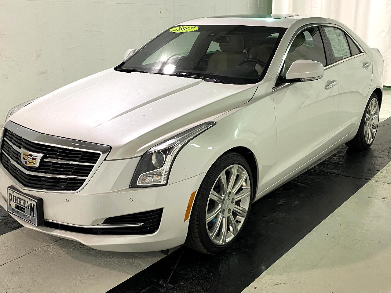Cadillac ATS Sedan 4dr Sdn 2.0L Luxury AWD 2017