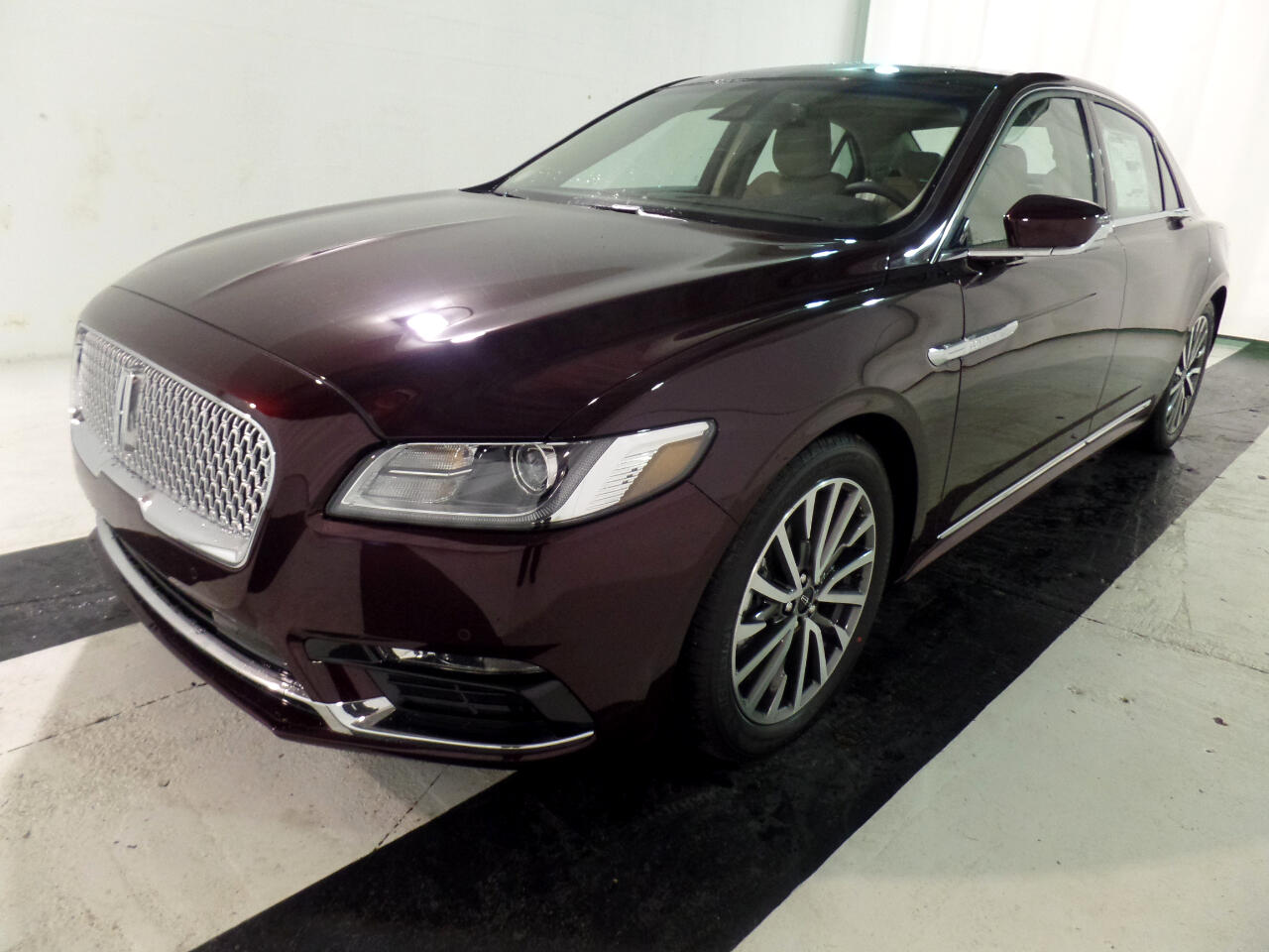 Lincoln Continental Standard FWD 2020
