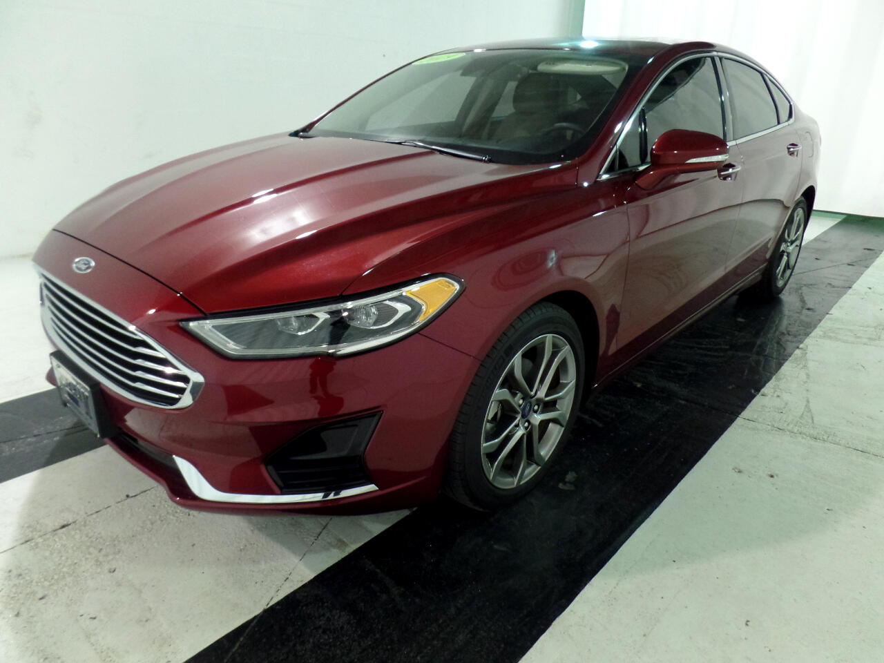 Ford Fusion SEL FWD 2019