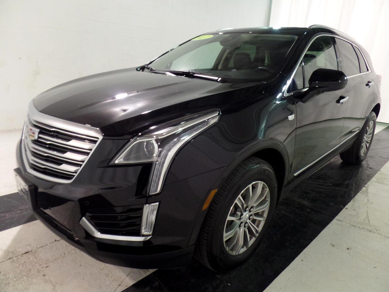Cadillac XT5 FWD 4dr Luxury 2017