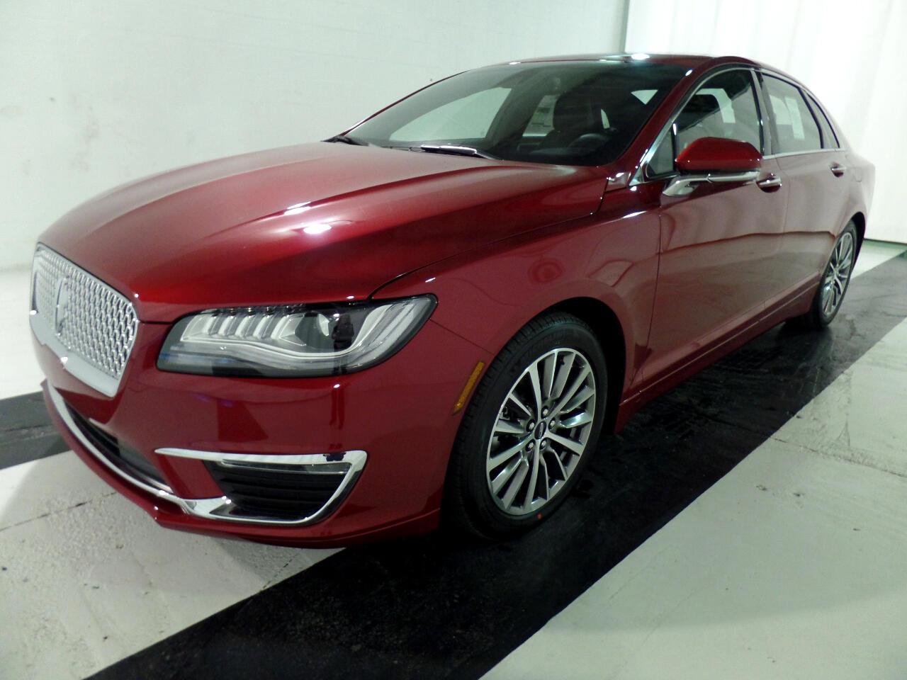 Lincoln MKZ Standard FWD 2020