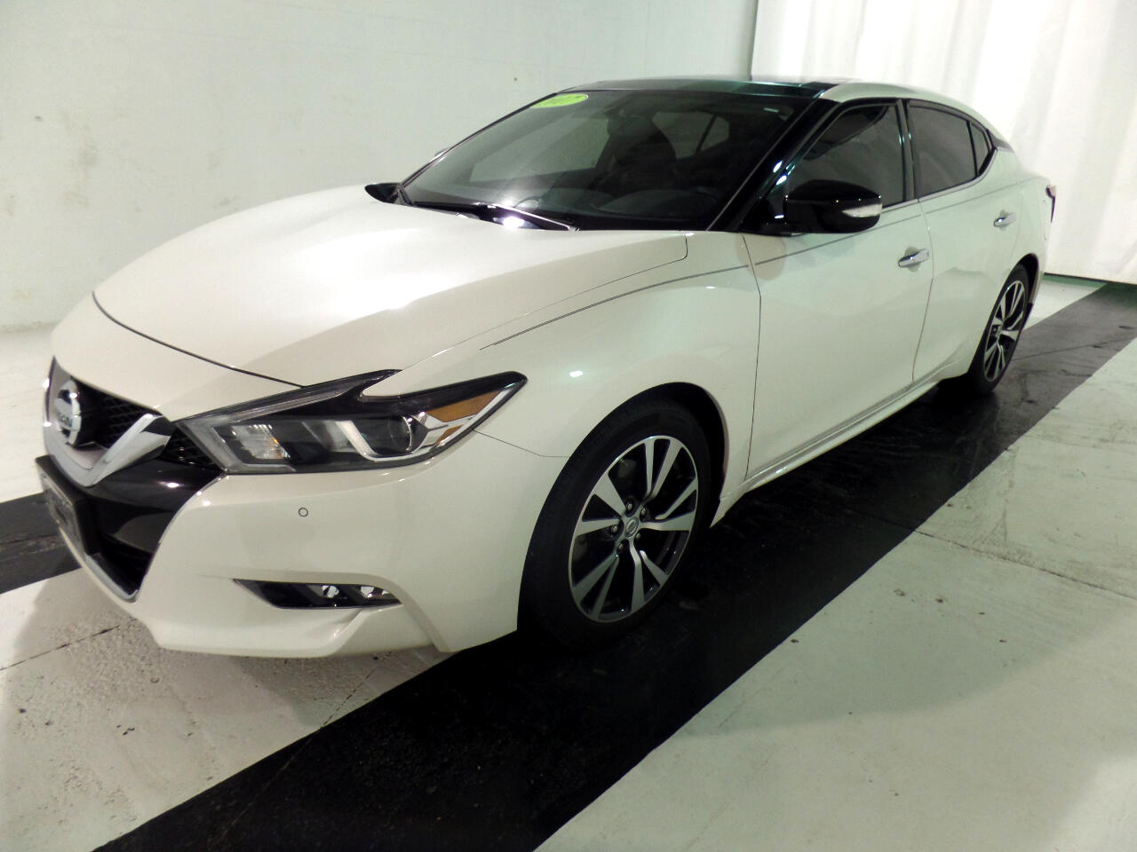 Nissan Maxima SL 3.5L 2017