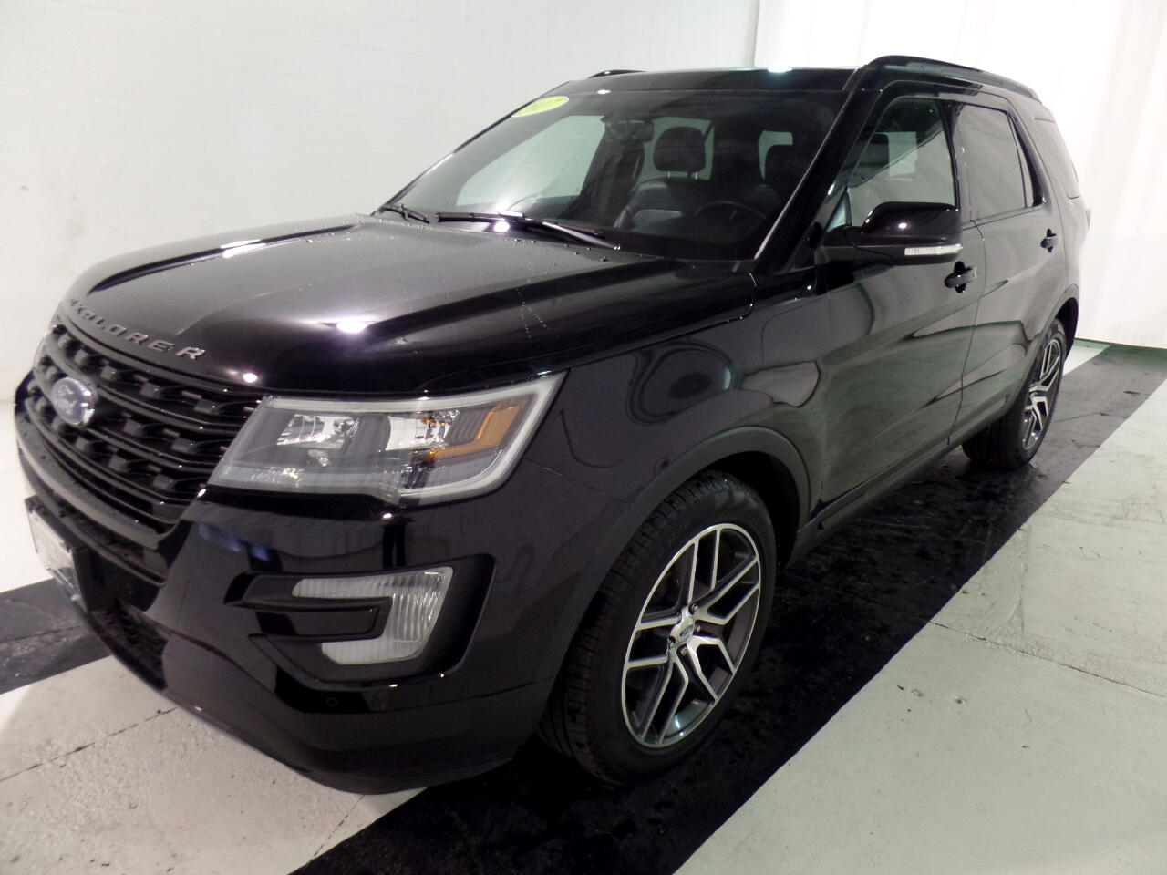 Ford Explorer Sport 4WD 2017