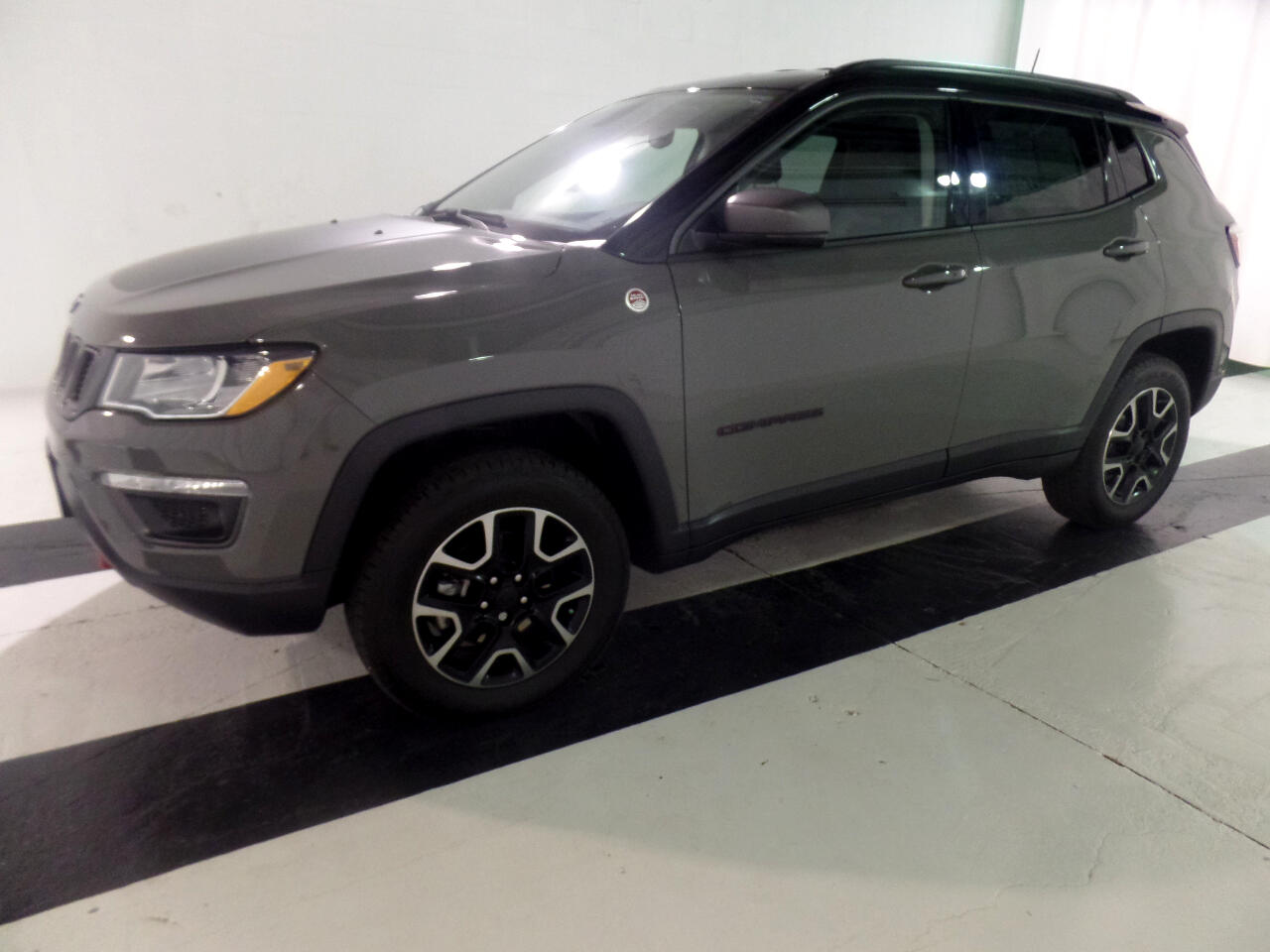 Jeep Compass Trailhawk 4x4 2019