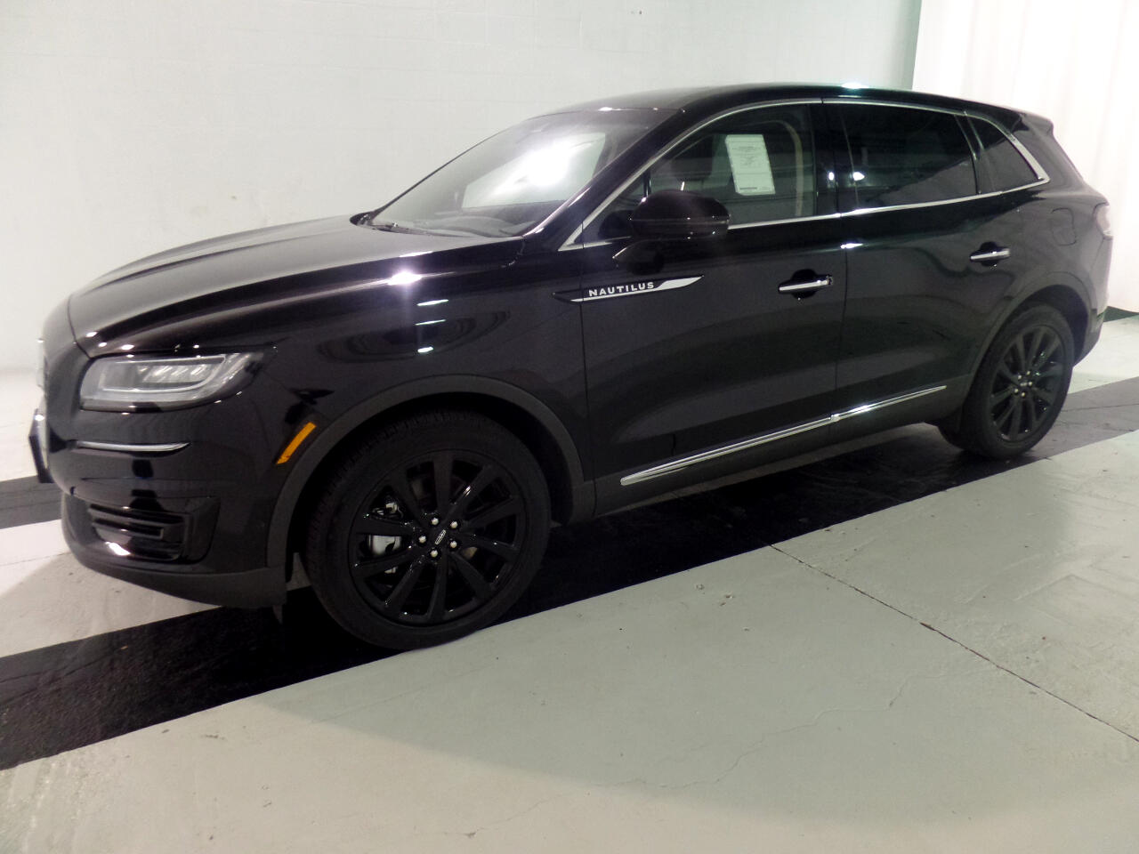 Lincoln Nautilus Reserve FWD 2020