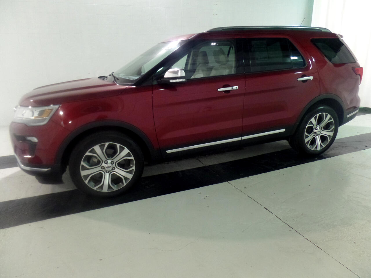 Ford Explorer Platinum 4WD 2018