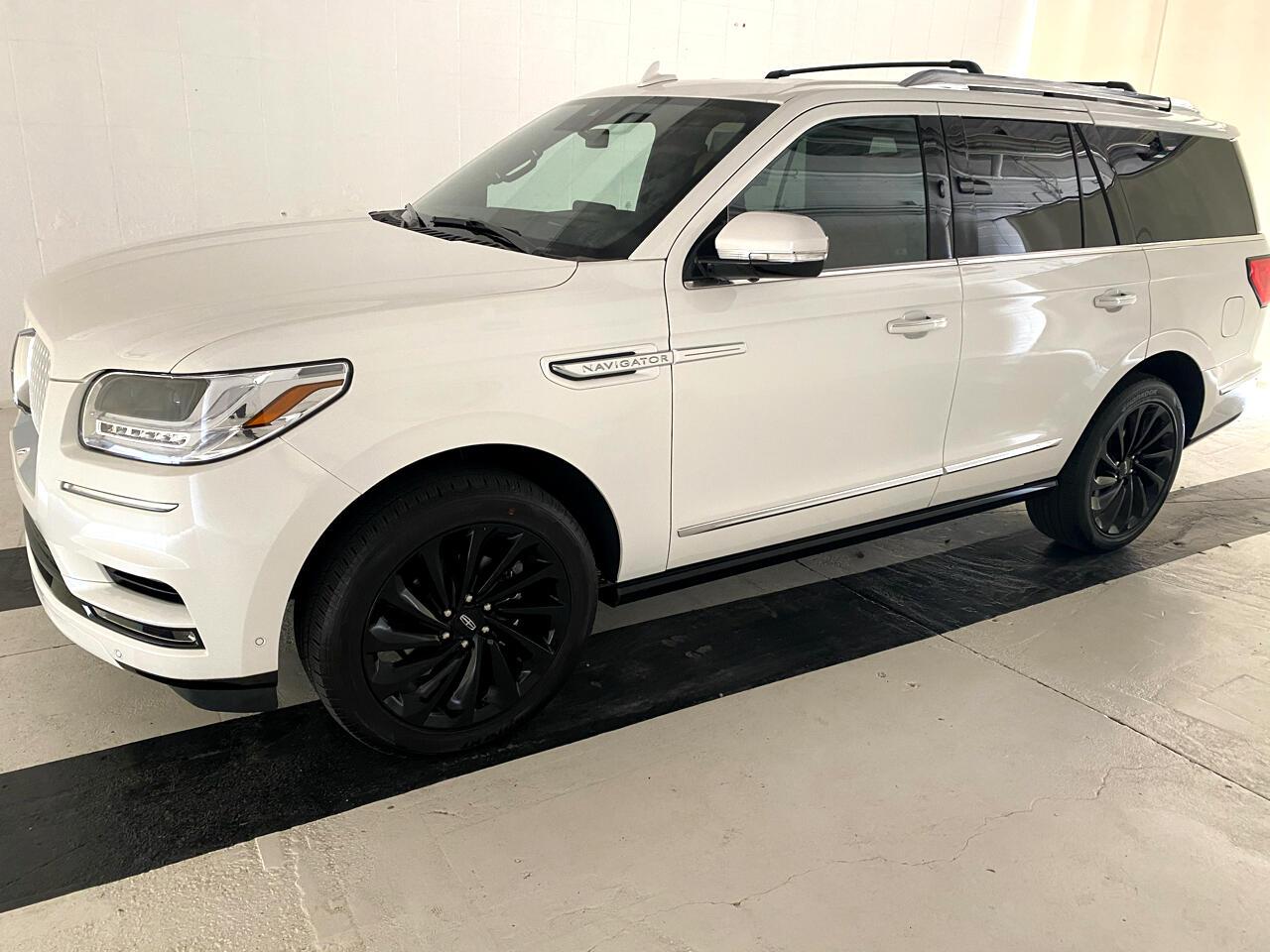 Lincoln Navigator Reserve 4x4 2021