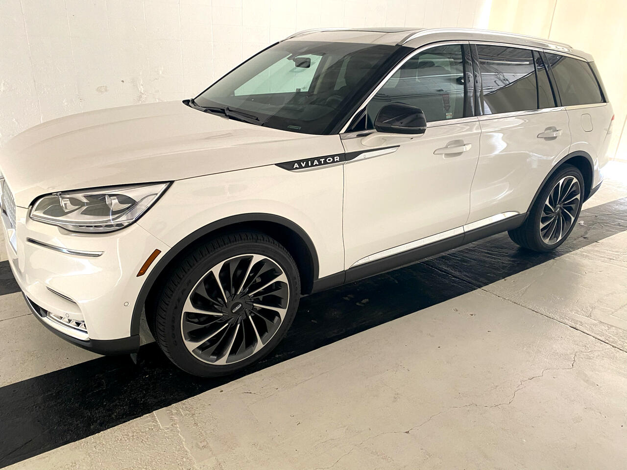 Lincoln Aviator Reserve AWD 2021