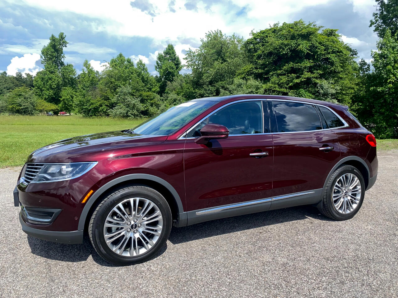 Lincoln MKX Reserve FWD 2018