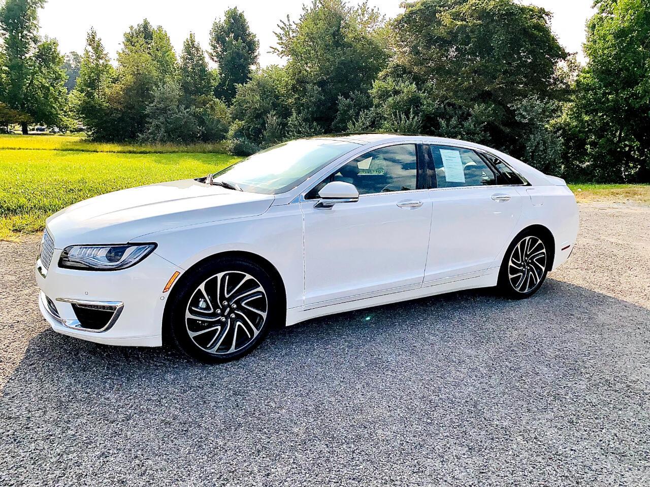 Lincoln MKZ Hybrid Reserve FWD 2020