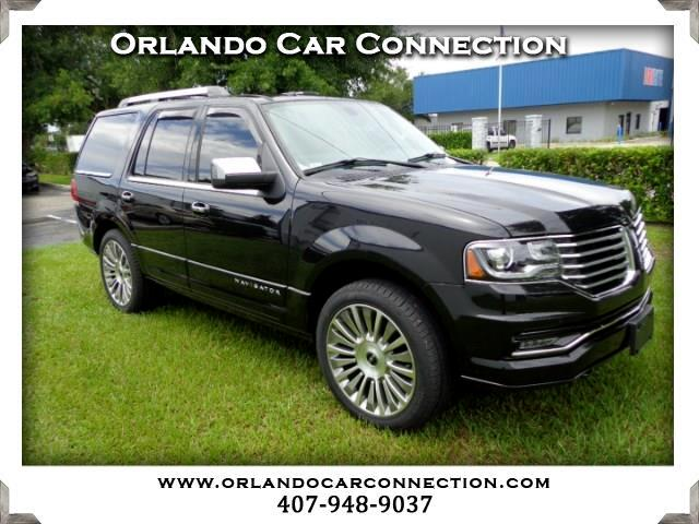 2015 Lincoln Navigator 4dr 4WD Luxury
