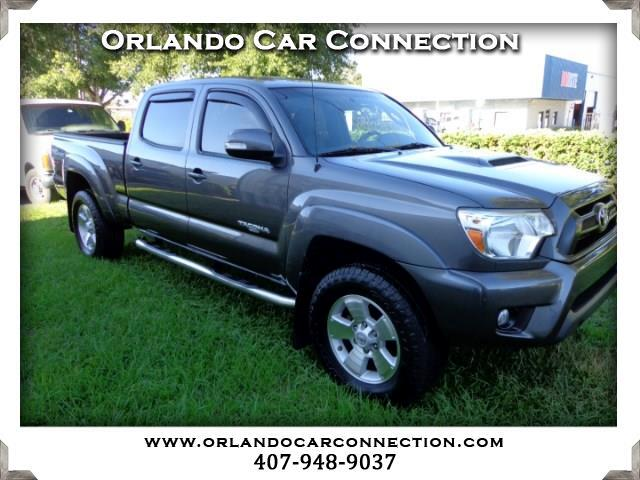 2015 Toyota Tacoma TRD Off Road Double Cab 6' Bed V6 4x4 AT (Natl)