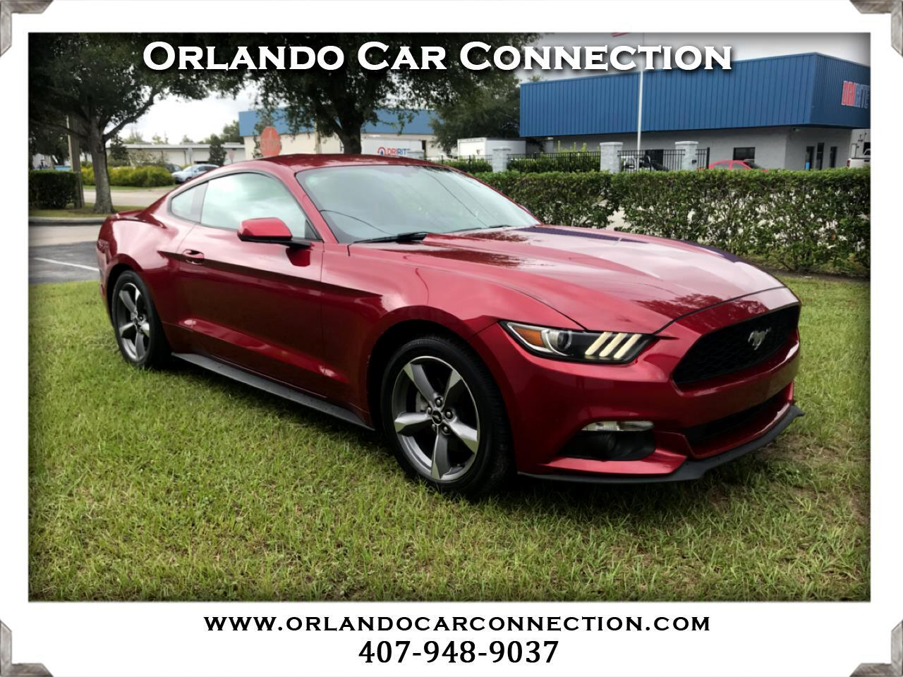 2016 Ford Mustang 2dr Cpe V6