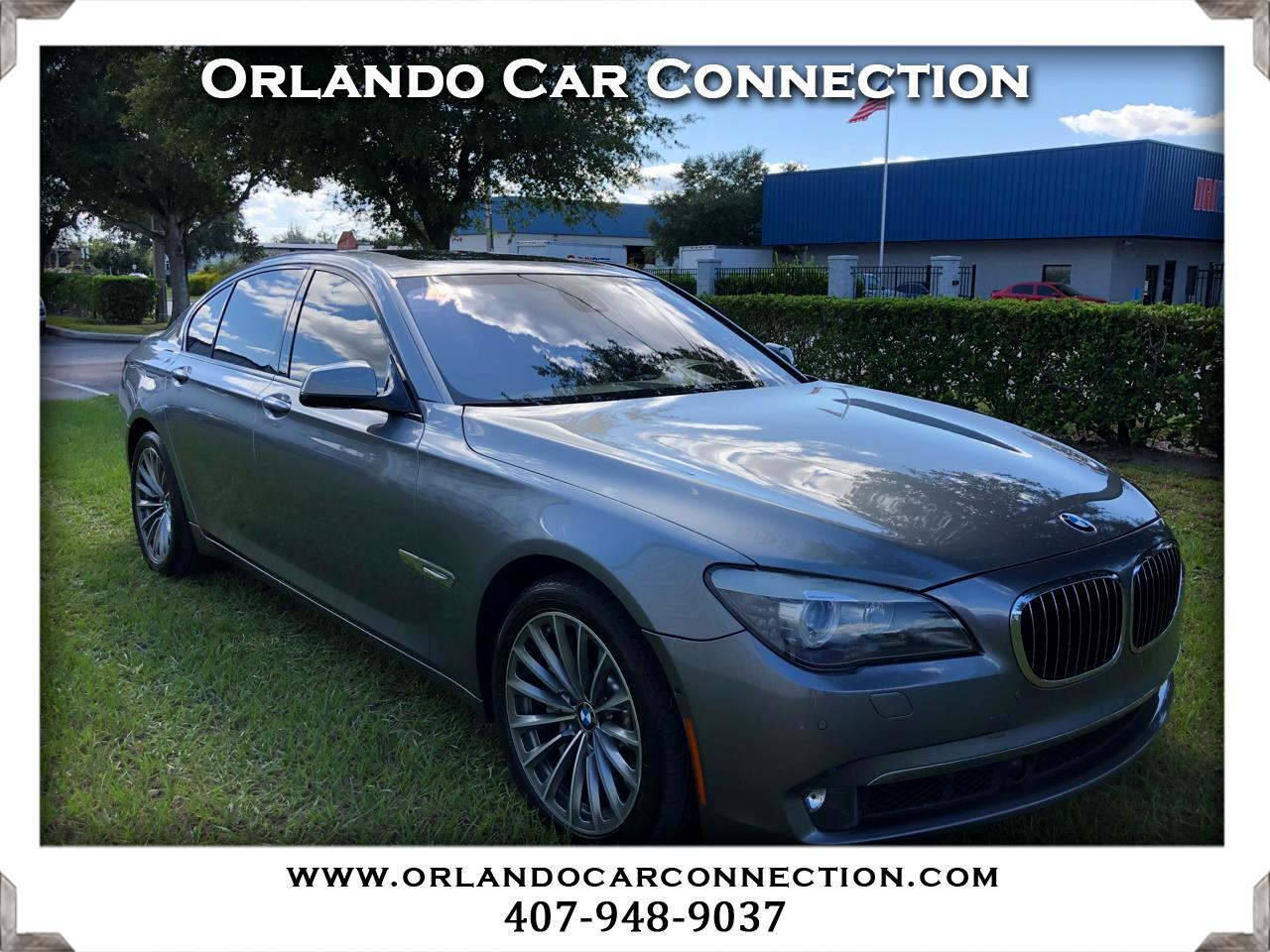 2011 BMW 750i Premium Sport Package