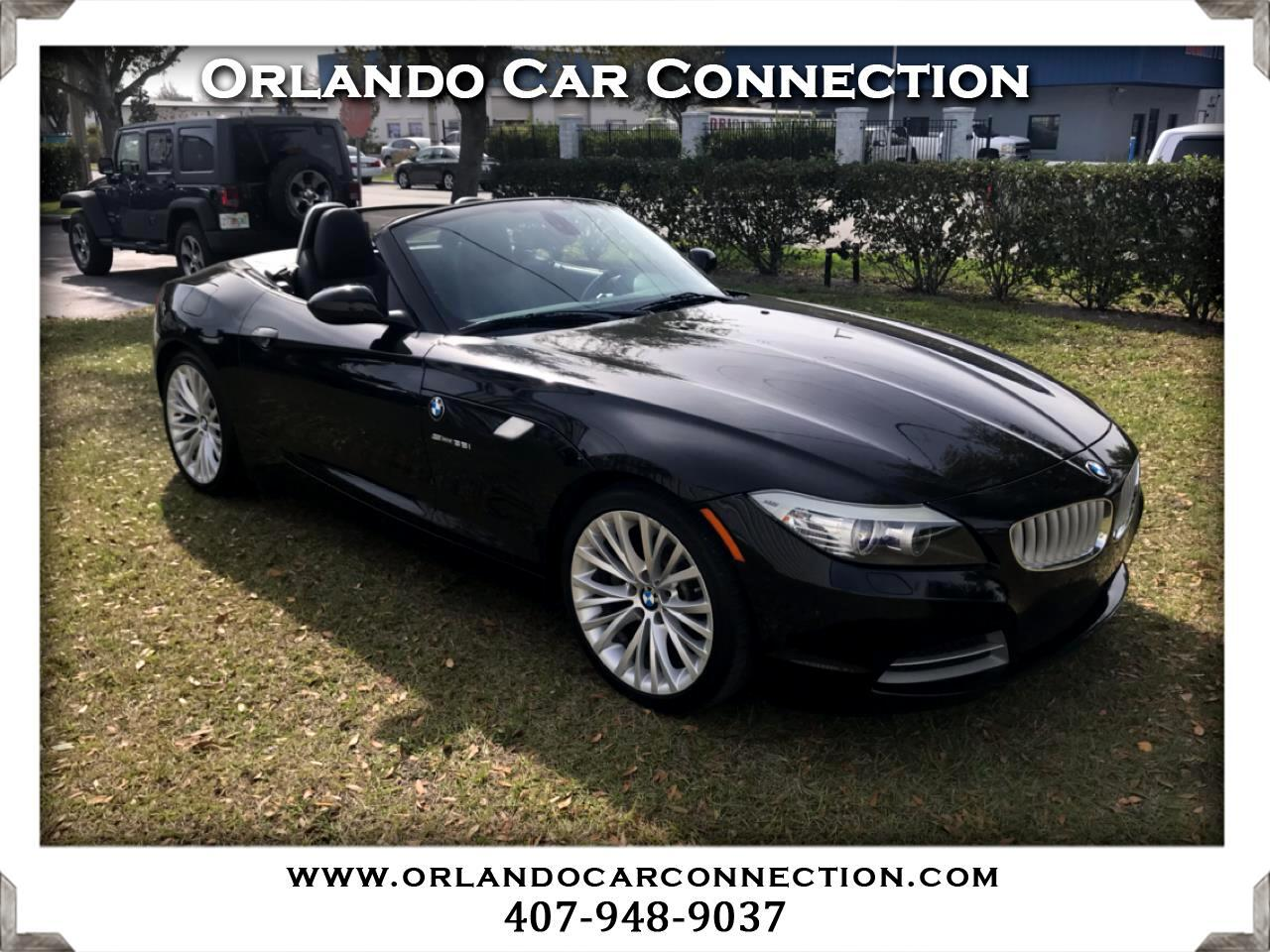 BMW Z4 sDrive35i 2011