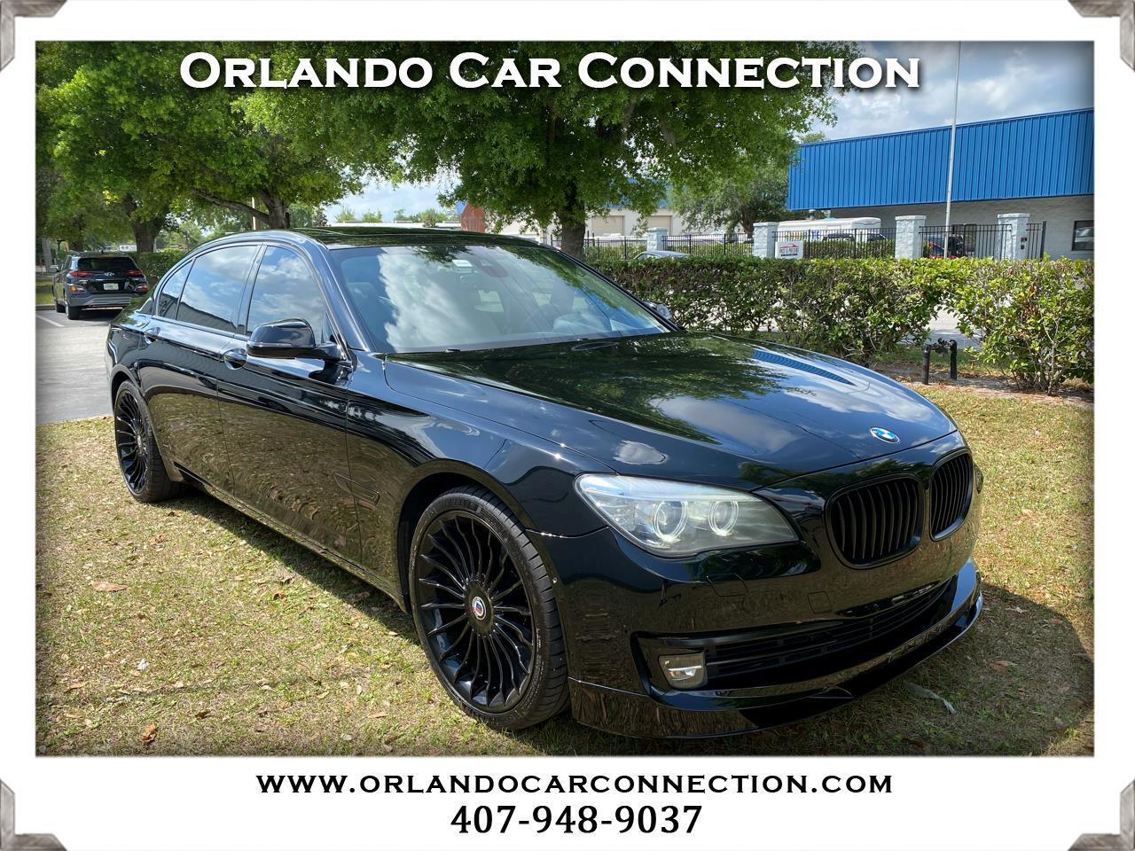 BMW 7-Series  2014