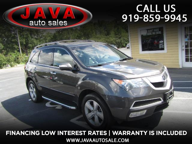 2011 Acura MDX SH-AWD w/Tech Package