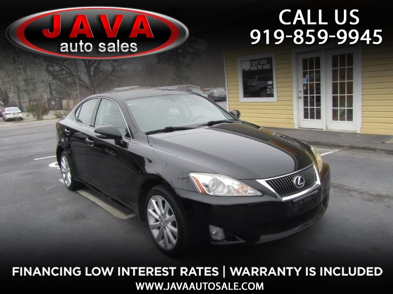 2010 Lexus IS IS 250 AWD