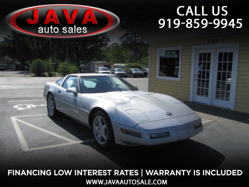 1996 Chevrolet Corvette Collector's Edition