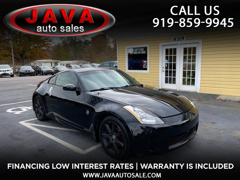 2003 Nissan 350Z 2dr Cpe Enthusiast Manual