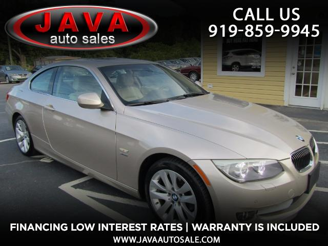 2013 BMW 3-Series 328i xDrive Coupe