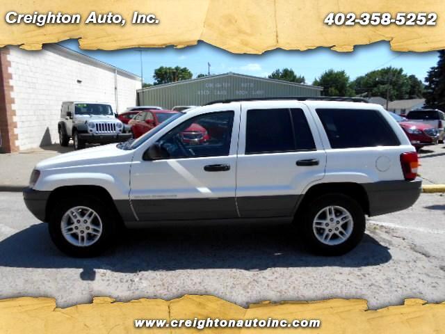 Jeep Grand Cherokee Laredo 4WD 2003
