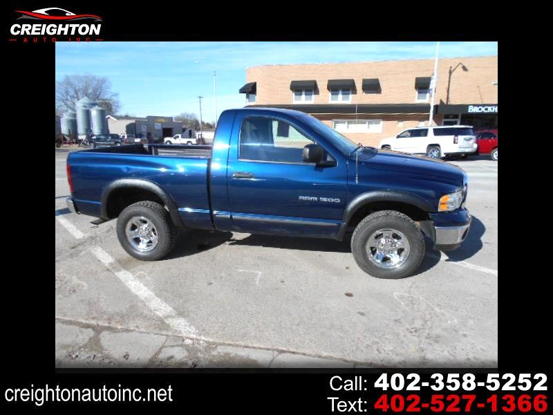 Dodge Ram 1500 ST Short Bed 4WD 2005