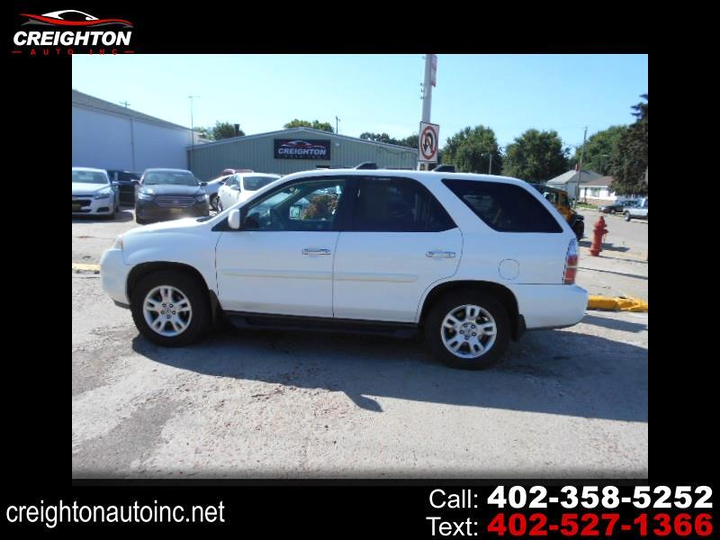 Acura MDX Touring with Rear DVD System 2006