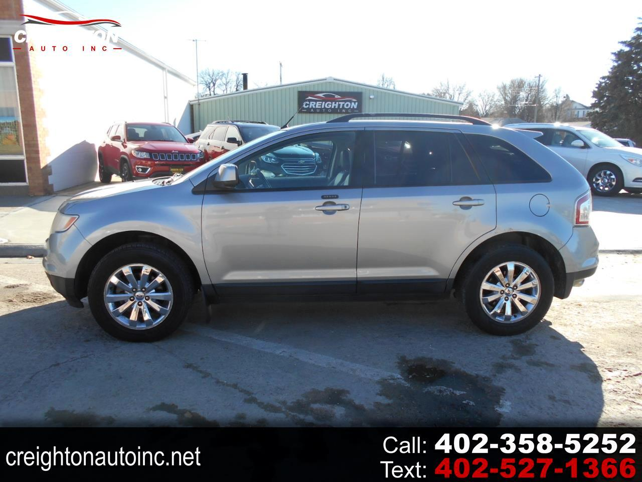 Ford Edge SEL Plus AWD 2007