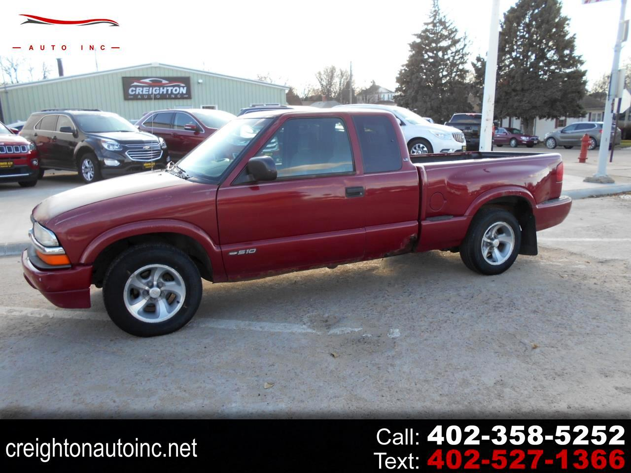 Chevrolet S10 Pickup LS Ext. Cab 2WD 1999