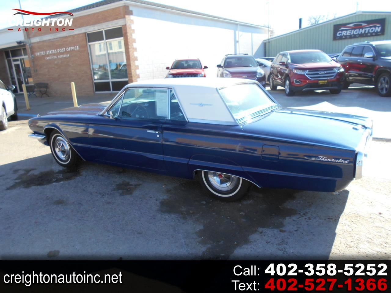 Ford Thunderbird 2dr Coupe 1966