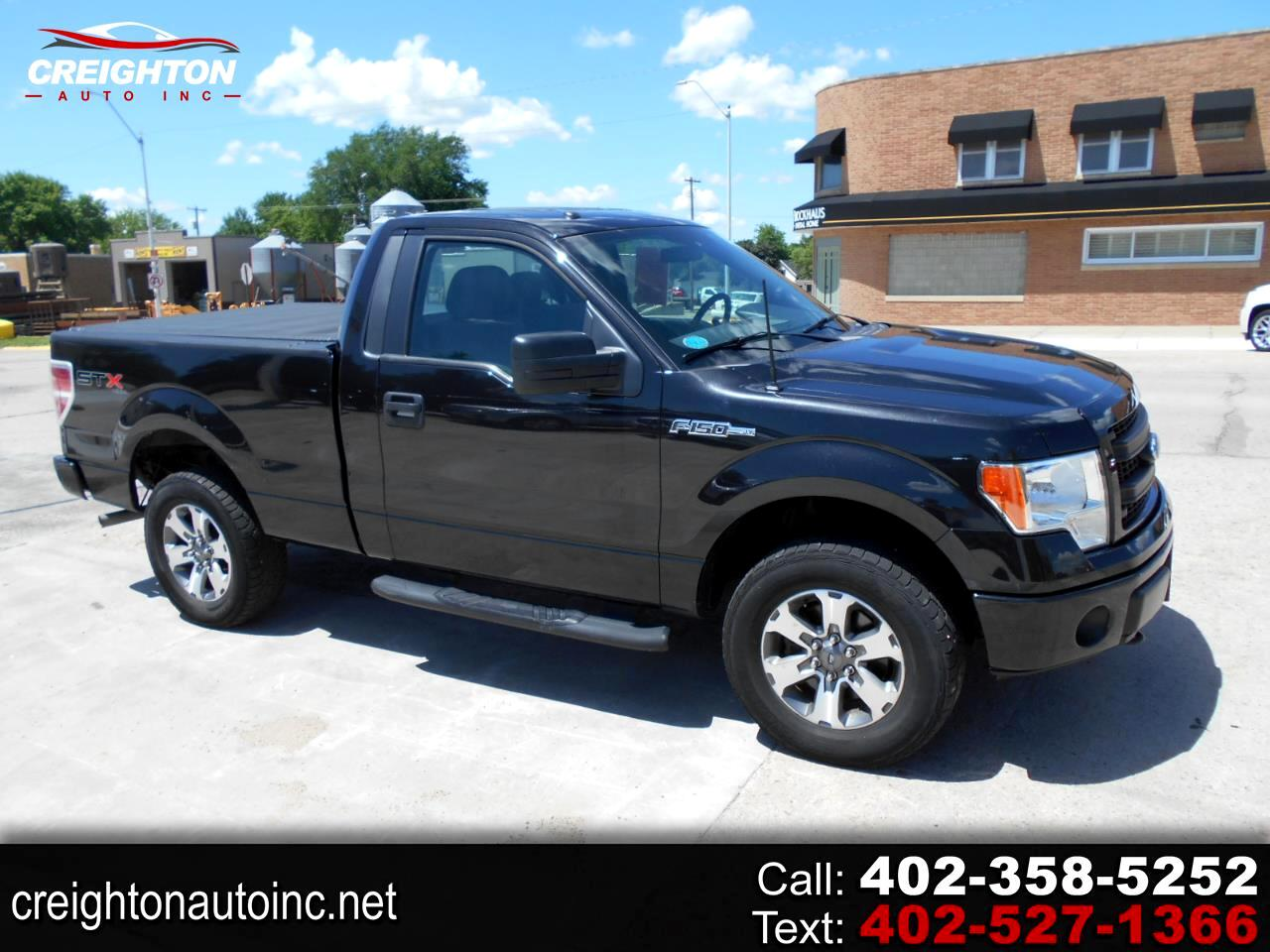 Ford F-150 STX 6.5-ft. Bed 4WD 2013
