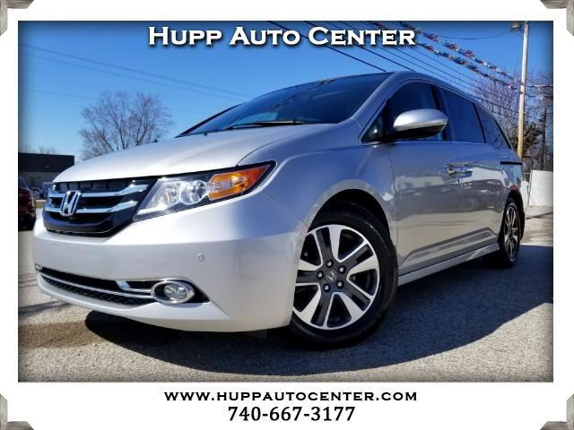 2015 Honda Odyssey Touring  w/ DVD and Navigation