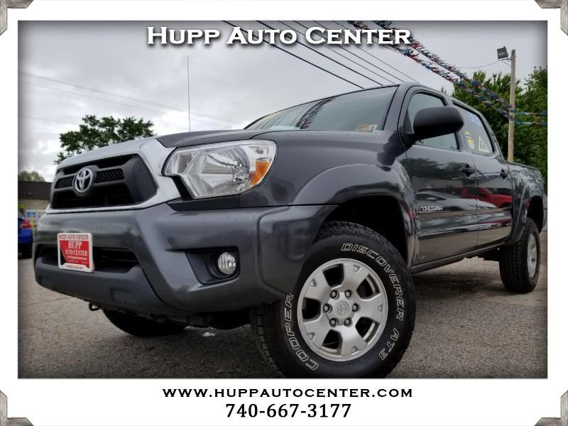 2013 Toyota Tacoma 4WD Double Cab V6 AT TRD Sport (Natl)