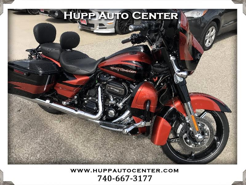 2017 Harley-Davidson FLHXSE SCREAMING EAGLE STREET GLIDE