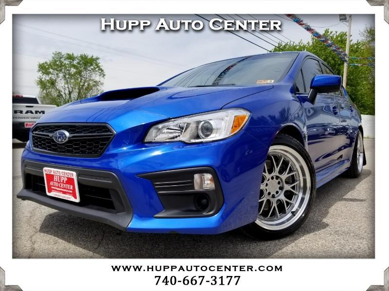 2019 Subaru WRX 6 Speed