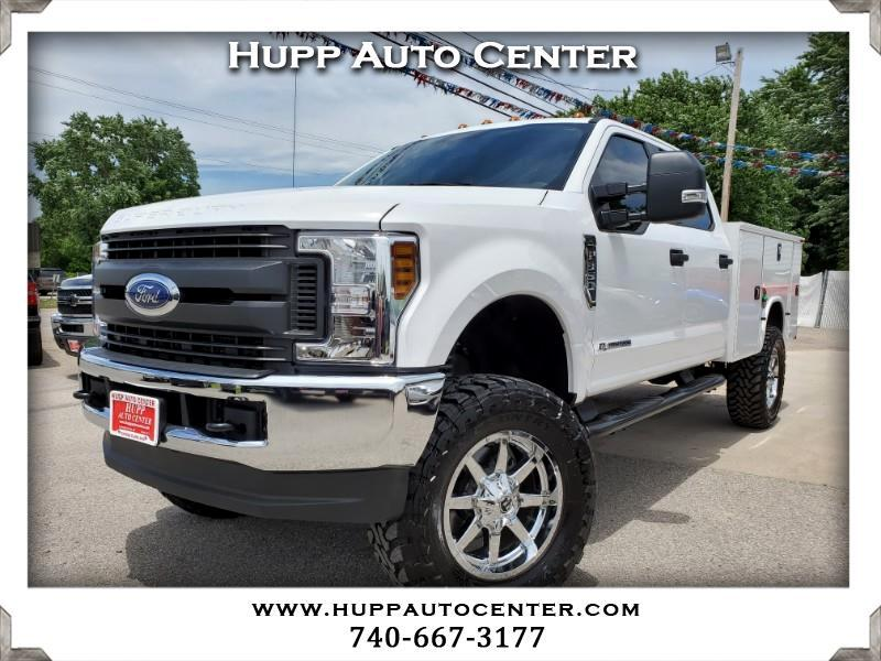 2018 Ford F-350 SD XL Crew Cab 4WD