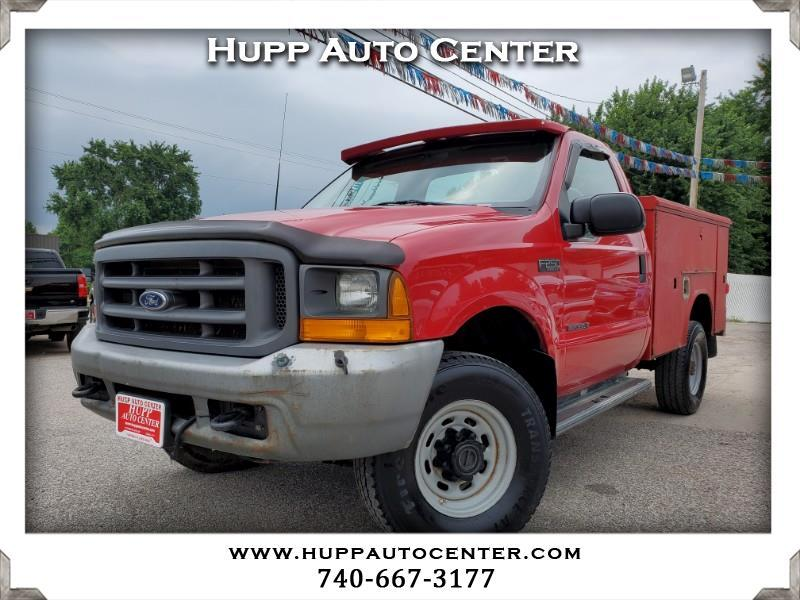 2000 Ford F-250 SD XL Reg. Cab 4WD