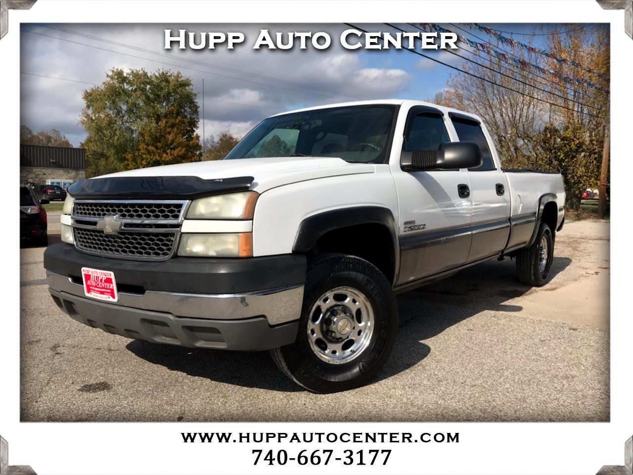 Chevrolet Silverado 2500HD LS Crew Cab Long Bed 2WD 2005
