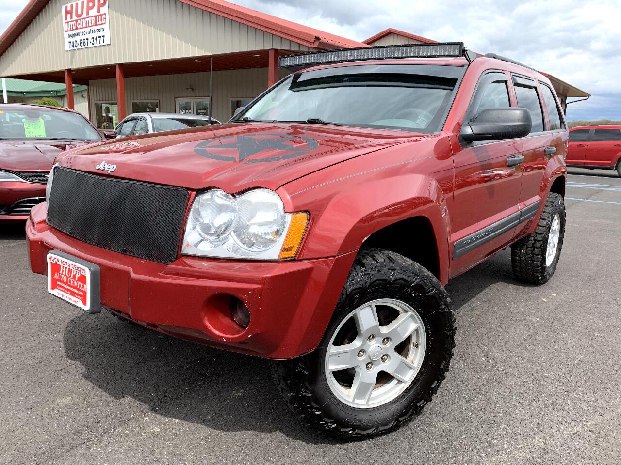 Jeep Grand Cherokee Laredo 4WD 2006