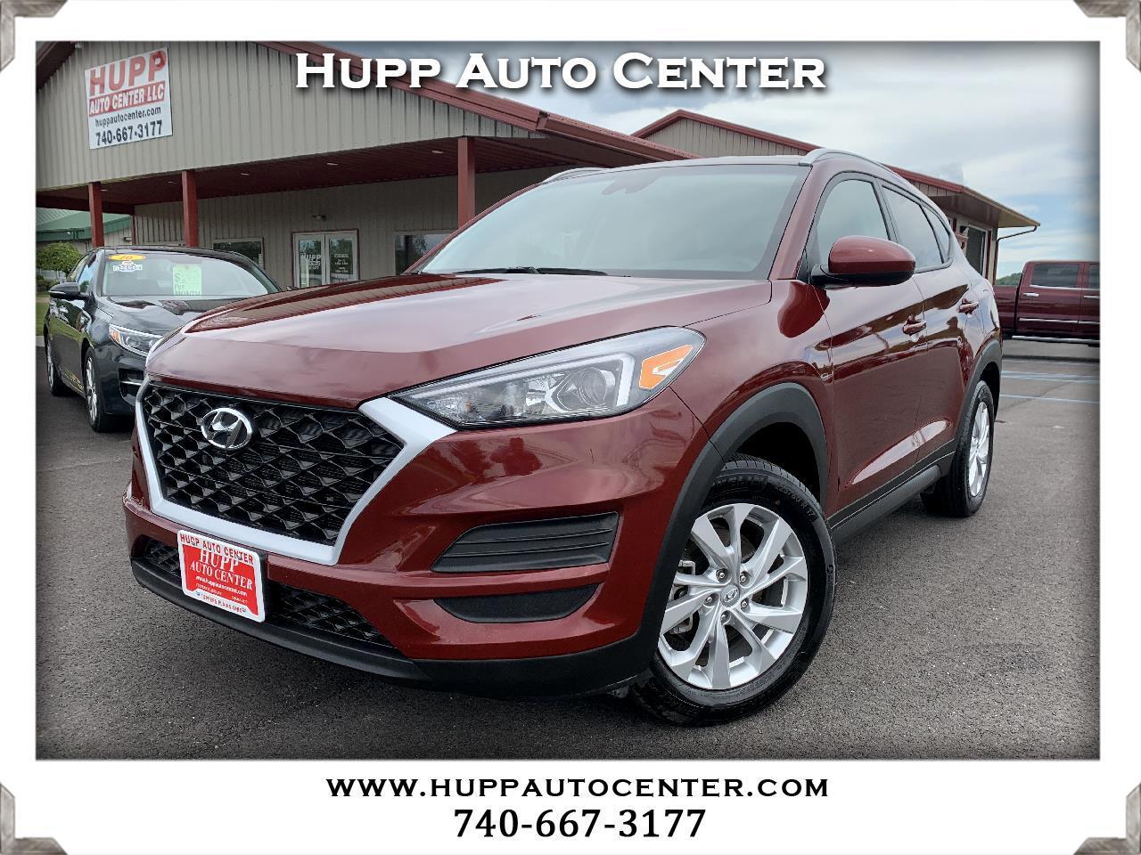 Hyundai Tucson Limited AWD 2019