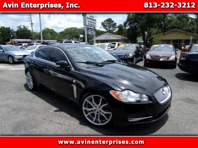 2009 Jaguar XF-Series Luxury