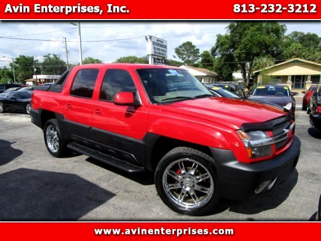 2002 Chevrolet Avalanche 1500 2WD