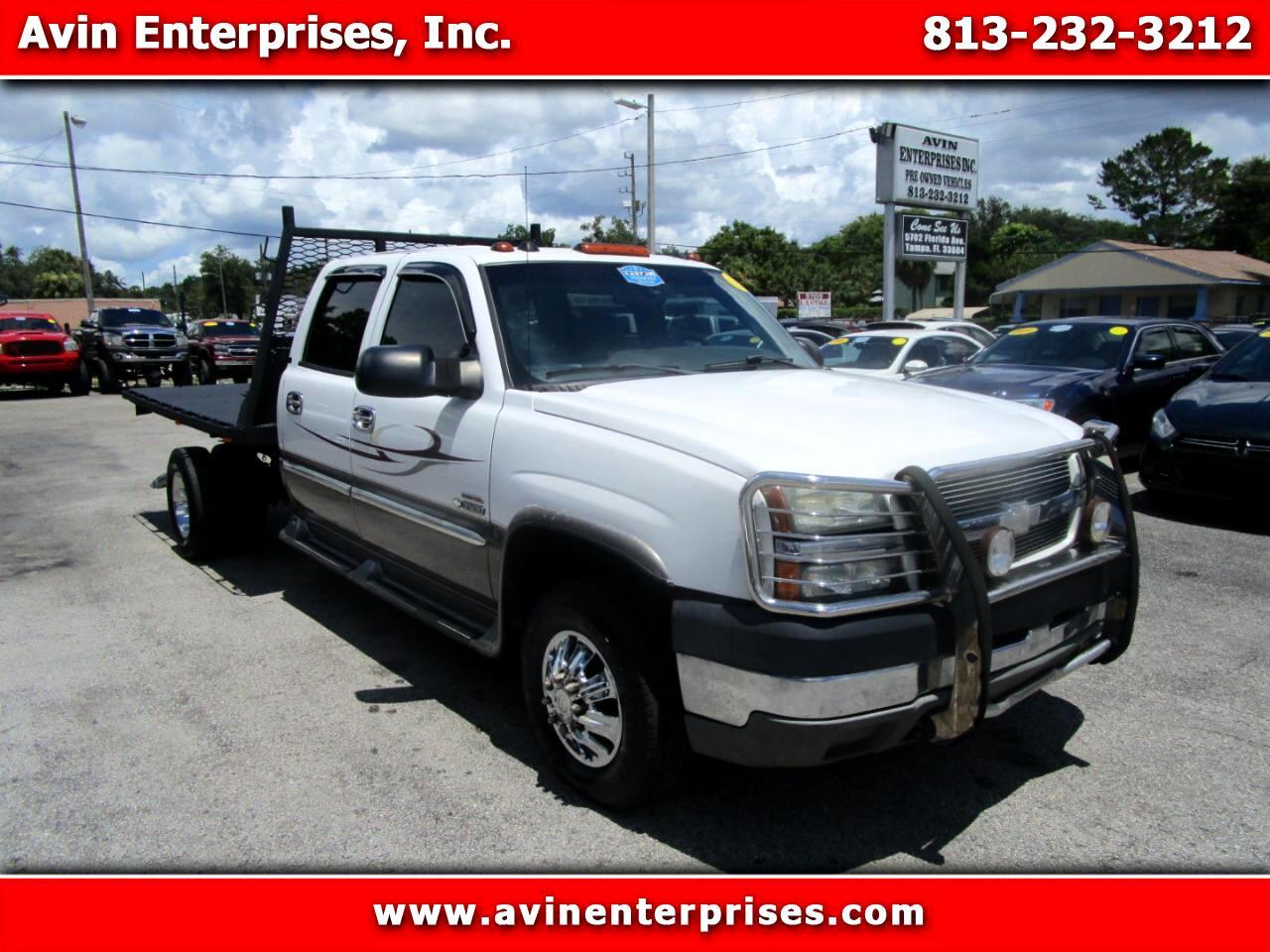 2004 Chevrolet Silverado 3500 LT Crew Cab 2WD