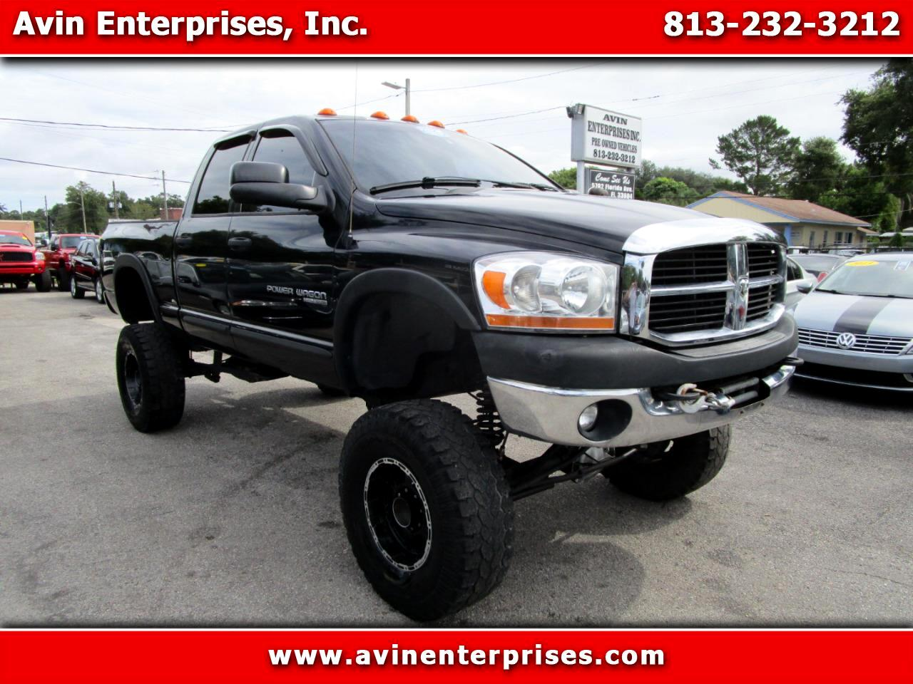 2006 Dodge Ram 2500 Power Wagon Quad Cab 4WD
