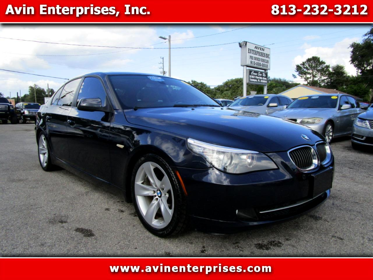 BMW 5-Series 528i 2010