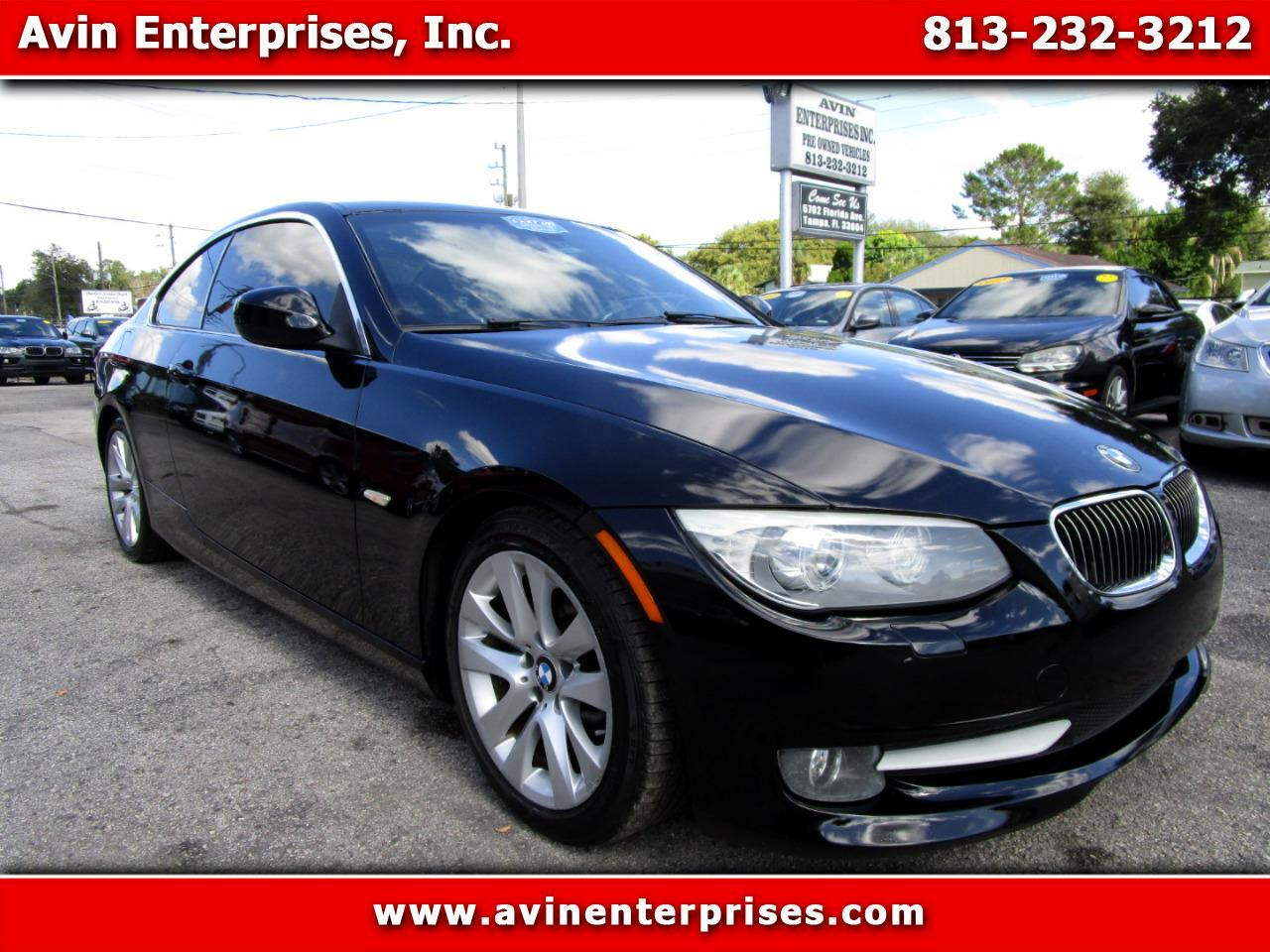 BMW 3-Series 328i Coupe 2013