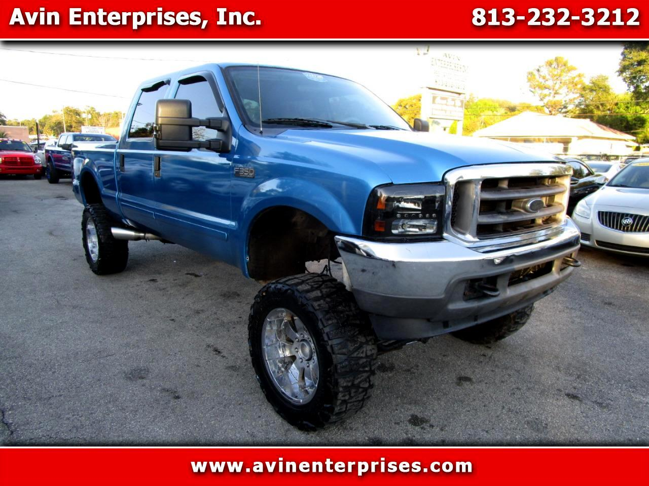 Ford F-250 SD Lariat 2WD 2002